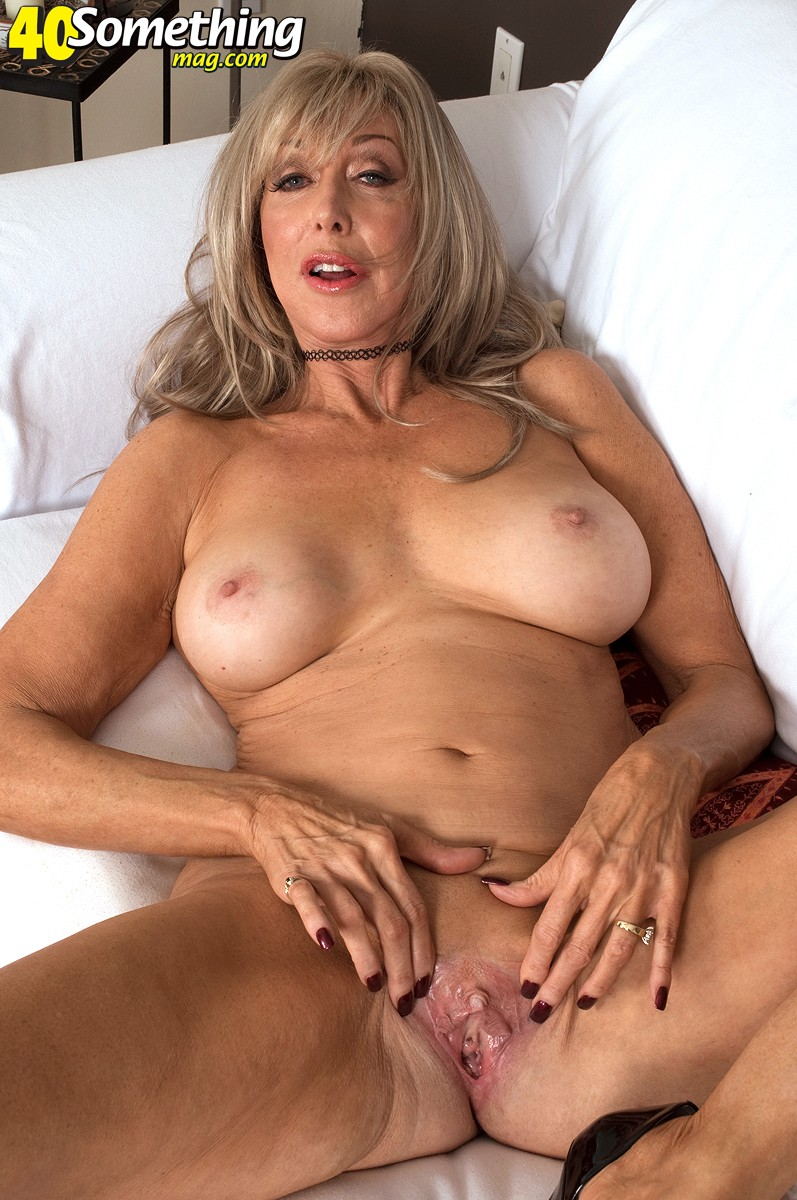 Christy cougar our oldest covergirl ever