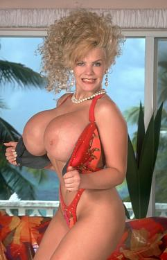 Candy Cantaloupes -  Big Tits model