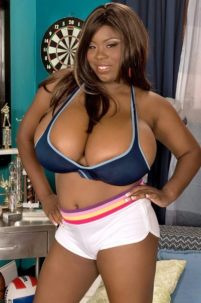 Mianna Thomas -  Big Tits model