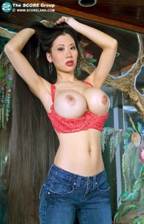 Lena Li - Solo Big Tits photos