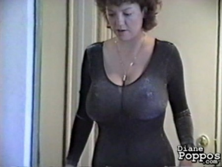 Diane Poppos - Solo Big Tits video
