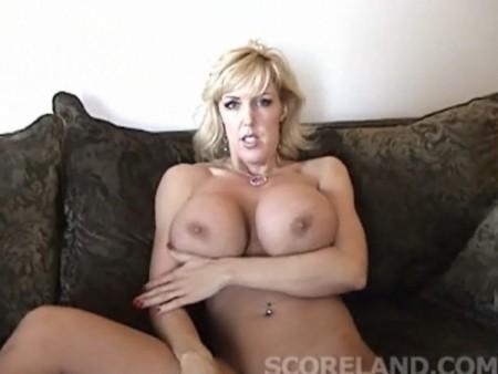 Girl Having Sex By Herself