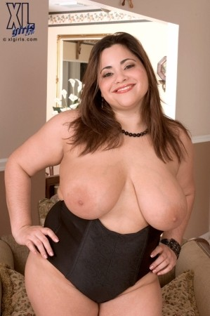 Gia Johnson - Solo BBW photos