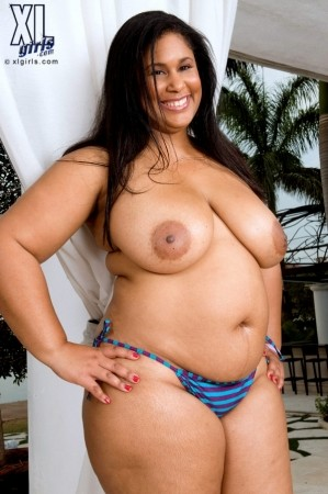 Delilah Black - Solo BBW photos