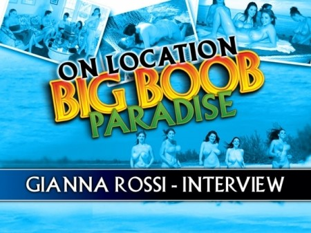 Gianna Rossi - Interview Big Tits video