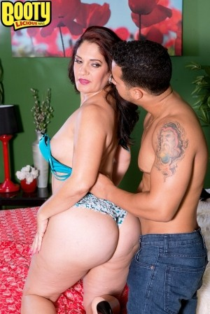 Sabrina Santos - XXX Big Butt photos