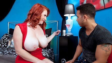Red Vixen - XXX Big Tits video