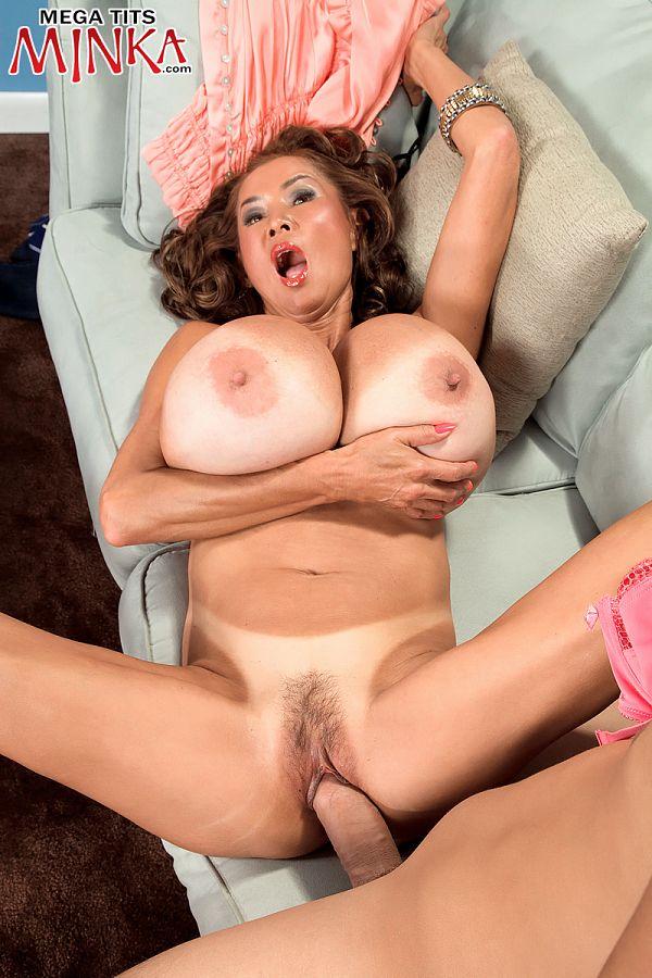 Minka big breast