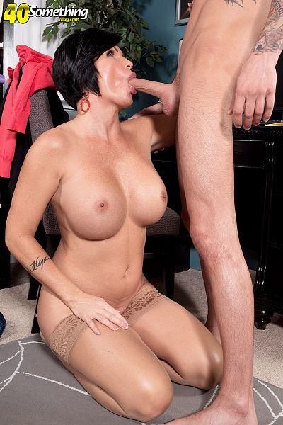 Shay Fox - XXX MILF photos