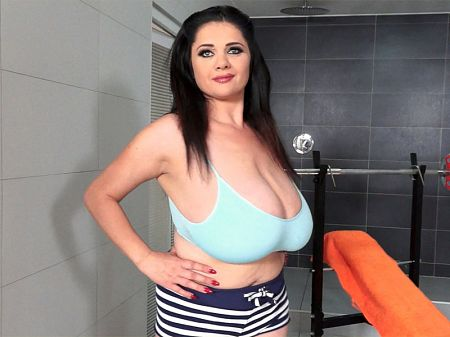 Natasha Sweet - Behind The Scenes Big Tits video