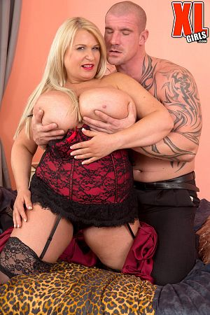 Samantha Sanders - XXX BBW photos