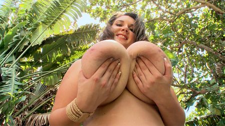 Charlie Cooper - Solo BBW video