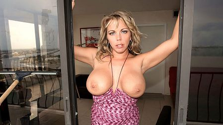 Amber Lynn Bach - Solo MILF video