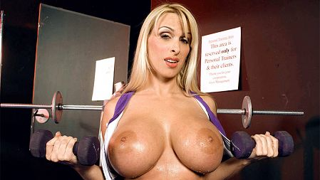 Troy Halston - XXX Big Tits video