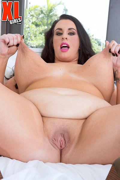 lady spanking man