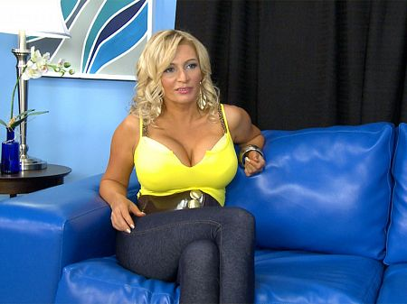 Ingrid Swenson - Interview Big Tits video