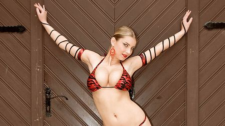Katarina Dubrova - XXX Big Tits video