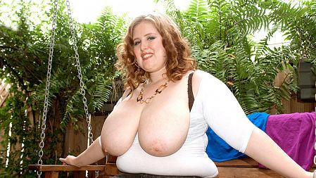Miss Isabelle - Solo BBW video