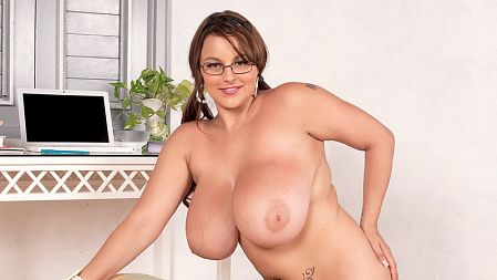 Terri Jane - Solo BBW video