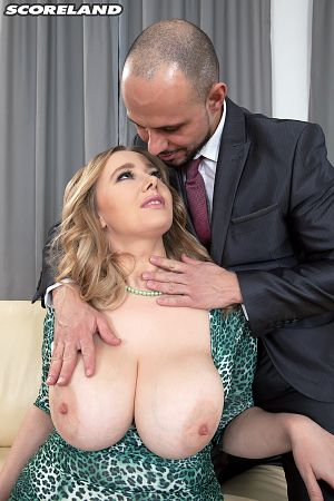 Marina Grey - XXX Big Tits photos