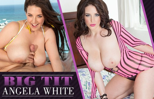 Big Tit Angela White banner