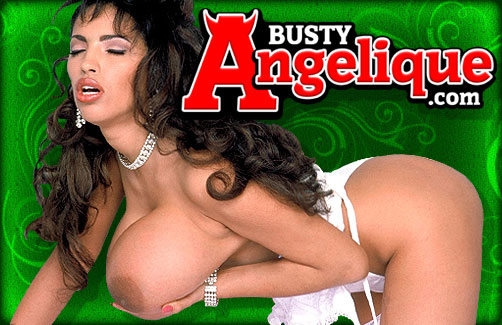 Busty Angelique banner
