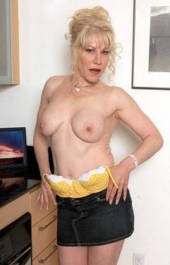 Gold Bikini Bottoms