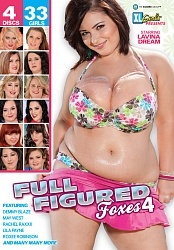 FULL FIGURED FOXES 4 (4 DISC)  preview image #1