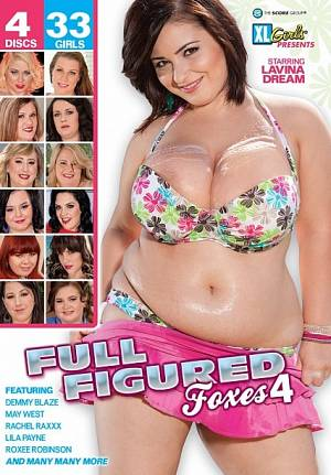 FULL FIGURED FOXES 4 (4 DISC)