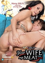 YOUR WIFE MY MEAT.COM DVD preview image #1